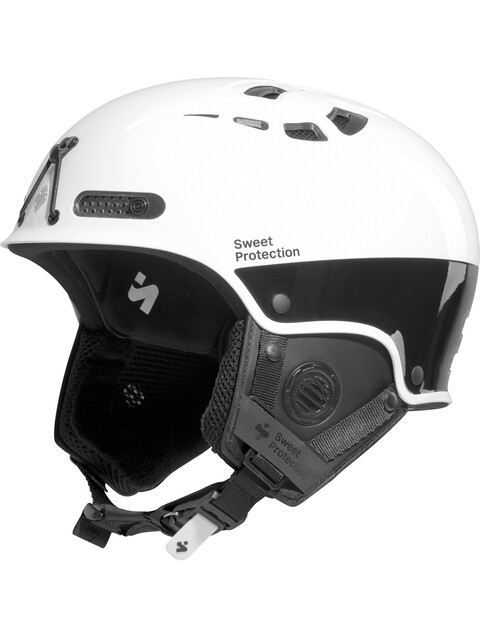 Sweet Protection Igniter Alpiniste II Helmet Gloss White